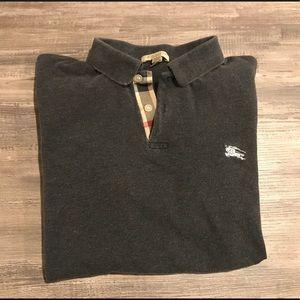 Burberry Brit Cotton Polo